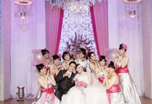 The Wedding Fendy & Ninik by C+ Productions