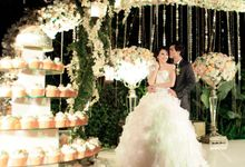 The Wedding of Arya & Tansy by C+ Productions