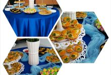Dessert table by Party Planner Bogor