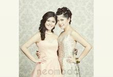 classic elegant dress by NEOMODA By Juni Sinta Dewi