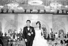 The Wedding of Hendri and Liza by C+ Productions