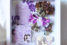 Dried Flower by Rossely's Florist