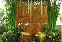 Siraman atau Ngebakan by D'Best Wedding Organizer