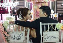The Wedding of Nicho and Steffie by C+ Productions