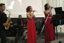 Eko and Julie Wedding by Monica Music Entertainment