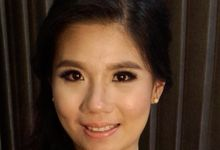 all make up by Nina Chen MUA