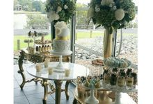Christening for Pierre Haddad by Sweet Bloom Cakes