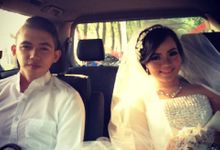 Hengky Sanly Wedding Day by Serenity wedding organizer