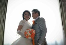 Hendra Lili Wedding Day by Serenity wedding organizer