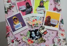 Scrapframe by Cotton Candy Jogja
