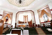 The Wedding of Ion & Kumala by WedConcept Wedding Planner & Organizer