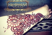Henna or Mehndi For Fun by Nay Henna Art