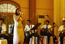 Puji & Nina Wedding by Monica Music Entertainment
