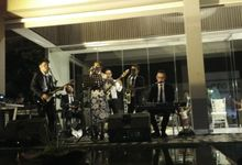 Egy and Ira Wedding by Monica Music Entertainment