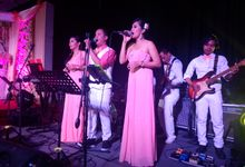 Wedding of Jeffry Siegers and Desy by NEXTBEAT BAND BALI