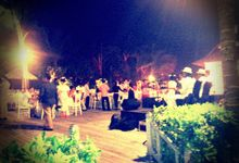 Wedding of Gilbert Ng & Diane Xo by NEXTBEAT BAND BALI