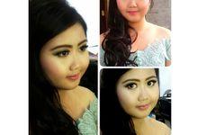 graduation makeup aloysius batununggal by nisarosa_house