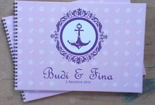 BUDI & FINA by MAKARIOS