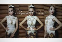 Kebaya And Make Up by Ryan Reisya