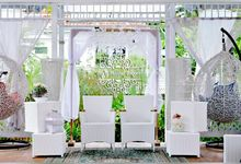 Wedding decorations by Party Planner Bogor