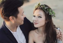Cindy Chan & Steven Pre-Wedding by Exquise Gowns