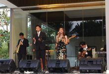 Ganggar and Mayang Wedding by Monica Music Entertainment