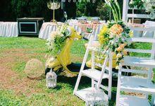 Muti & Iandy Wedding by megrashy wedding