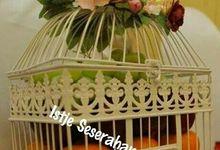 UNIQUE SESERAHAN OR SANGJIT by Istje Seserahan