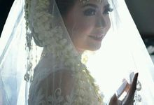 The Wedding of Gina & Teddy by N'Den Salon & Wedding Organizer
