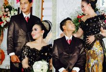 The Wedding of Resha & Fahri by N'Den Salon & Wedding Organizer