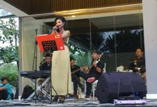 Yesaya and Nindy Wedding by Monica Music Entertainment