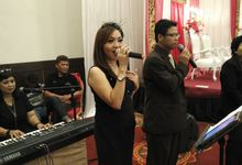 Lucky and Fanny Wedding by Monica Music Entertainment