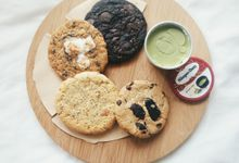 Soft Baked Cookies by Pastiche Patisserie