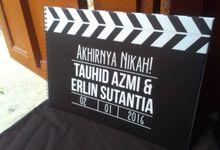 TAUHID AZMI & ERLIN SUTANTIA by MAKARIOS
