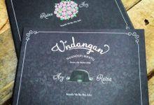 ratna & ari by Agsha Invitations