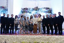 kutut and Novita wedding by Calypso Wedding Planner