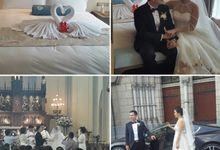 The Wedding Tri & Irene by Red Hat Organizer