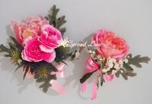 Corsage by Spread Love Florist