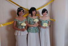 Great Gatsby - wedding theme Samuel & Lisa by D'KeY wedding organizer