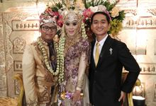 MC Wedding Jakarta Bella & Bondan by MC Wedding Banna
