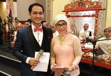 MC Wedding Jakarta Olga & Ditto by MC Wedding Banna