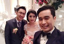 Wedding Reception - Darren & Anastasia by MC Budi Nugroho
