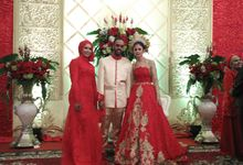 MC Wedding Jakarta Syarihan & Muhammad by MC Wedding Banna