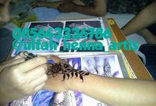 henna 085643336786 by ulfah henna art