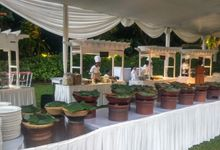 Edwin &  Fransisca by YS CATERING
