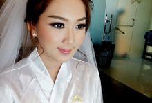 BEAUTIFUL BRIDE MAKE UP by Andriani Dewi MUA