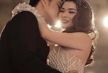 Wedding and prewedding photoshoot of Anaz Siantar and Goldwyn by Hian Tjen