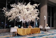 Wedding at Lotus Sky by Grand Mercure Jakarta Kemayoran