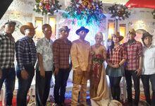 Zezem & Roy Wedding by D'elz Music