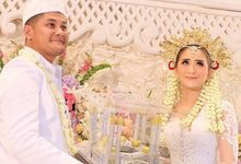 From The Wedding Puadin Redi & Ryana Dea by Mahar Pernikahan Unik